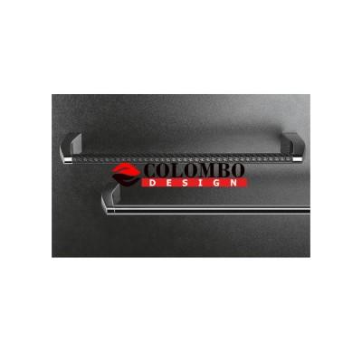 Полотенцедержатель COLOMBO DESIGN ROAD B8009.CB широкий