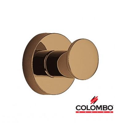 Крючок COLOMBO DESIGN PLUS W4917.VL одинарный