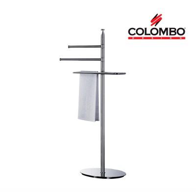 Стойка COLOMBO DESIGN PLANETS B9803 с полотенцедержателем тройным
