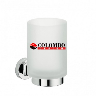 Стакан COLOMBO DESIGN NORDIC B5202 настенный