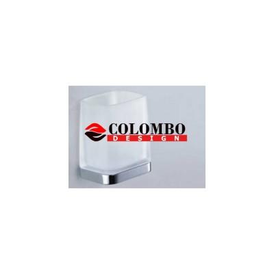 Стакан COLOMBO DESIGN TIME W4202 настенный