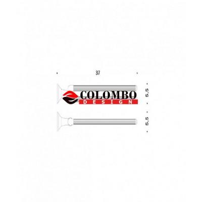 Полотенцедержатель COLOMBO DESIGN HERMITAGE B3312 двойной