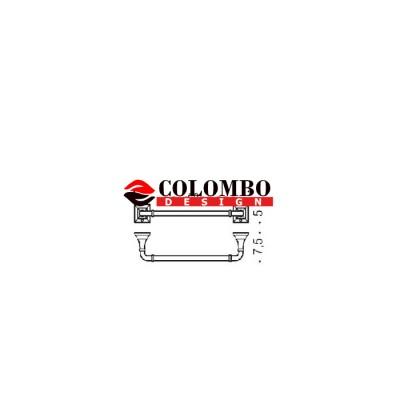 Полотенцедержатель COLOMBO DESIGN PORTOFINO B3211 широкий