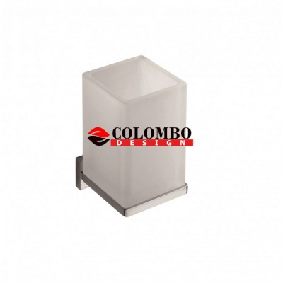 Стакан COLOMBO DESIGN LOOK B1602 настенный