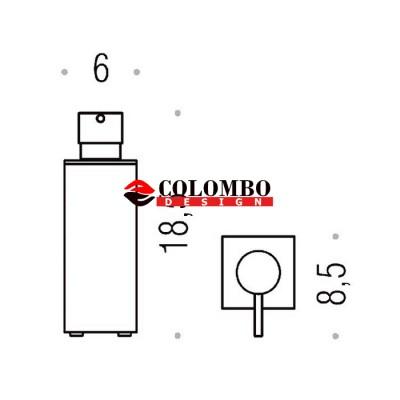 Дозатор COLOMBO DESIGN LOOK B9320 настольный