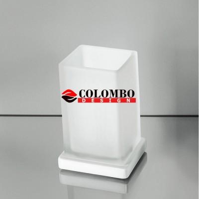 Стакан COLOMBO DESIGN LOOK B1641.BM настольный
