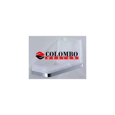 Стакан с мыльницей COLOMBO DESIGN TIME W4272 настенный