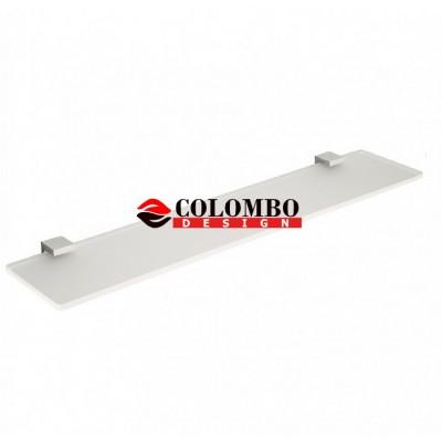 Полочка COLOMBO DESIGN LULU B6216 стеклянная
