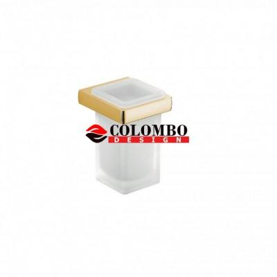 Стакан COLOMBO DESIGN LULU B6202.GOLD настенный