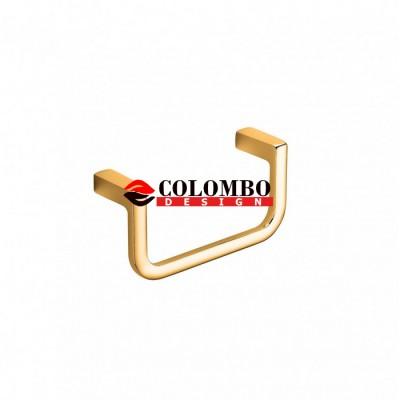 Полотенцедержатель COLOMBO DESIGN LULU B6231.GOLD кольцо