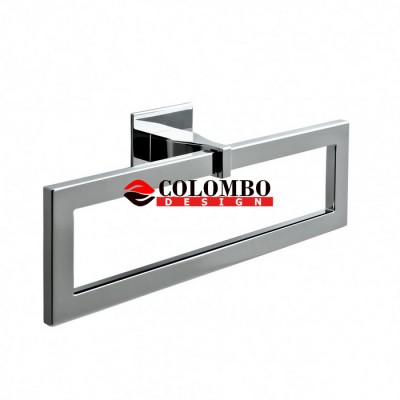 Полотенцедержатель COLOMBO DESIGN FOREVER B2931 кольцо