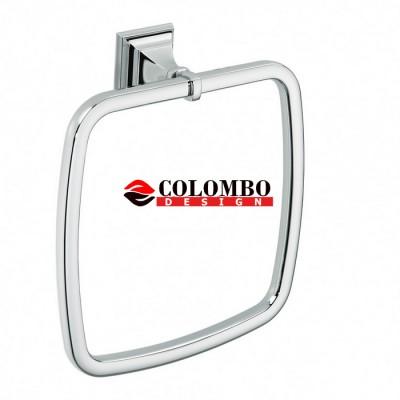 Полотенцедержатель COLOMBO DESIGN PORTOFINO B3231 кольцо