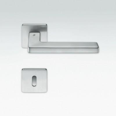 Дверная ручка Colombo ESPRIT BT11R хром матовый