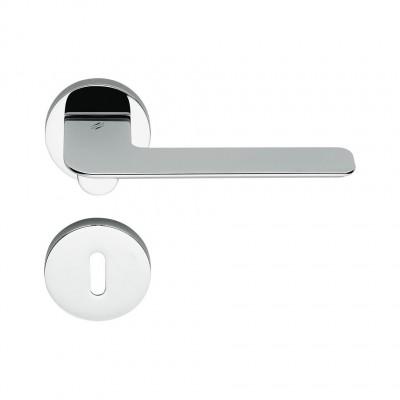 Дверная ручка Colombo SLIM FF11R хром