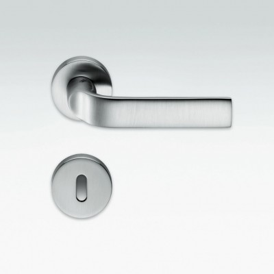 Дверная ручка Colombo META KG11R хром матовый