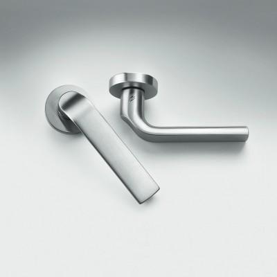 Дверная ручка Colombo META KG11RSB хром матовый