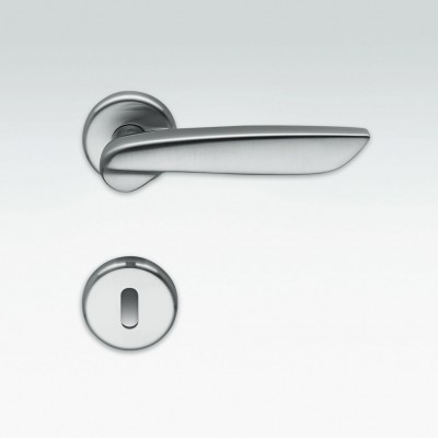 Дверная ручка Colombo DAYTONA PF11R хром матовый