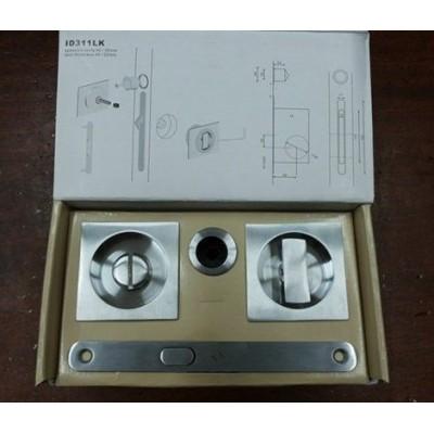Ручка Colombo ID311LK для раздвижной двери хром матовый
