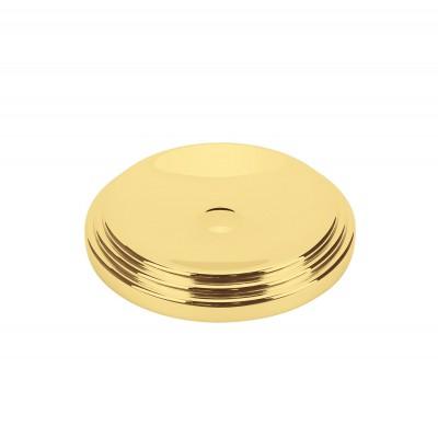 Мыльница COLOMBO DESIGN HERMITAGE B3340.GOLD настольная