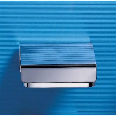 Держатель туалетной бумаги COLOMBO DESIGN TIME W4291 с крышкой