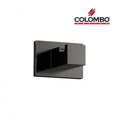 Крючок COLOMBO DESIGN LOOK LC27.GM одинарный