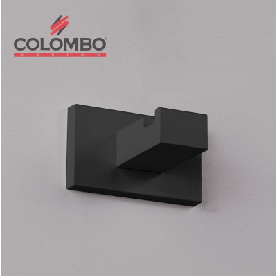 Крючок COLOMBO DESIGN LOOK LC27.NM одинарный