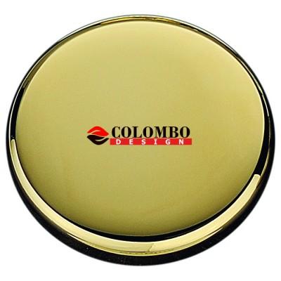 Накладка под цилиндр Colombo Rosetta DB13 золото