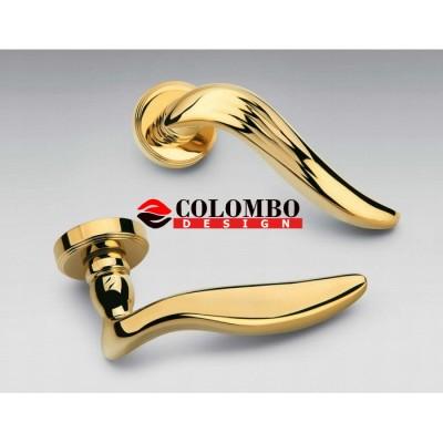 Дверная ручка Colombo PIUMA AR11R золото