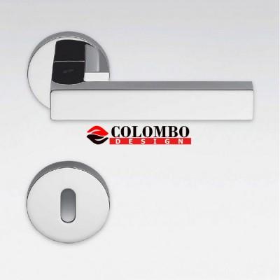 Дверная ручка Colombo ELLE BD11R хром
