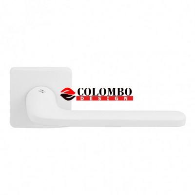 Дверная ручка Colombo ROBOQUATTRO S ID51RSB белый матовый