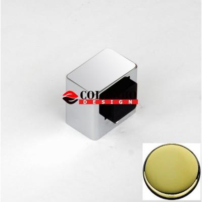 Ограничитель дверной Colombo LC112 золото