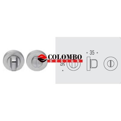 Фиксатор сантехнический Colombo Rosetta CD49 BZGG графит матовый