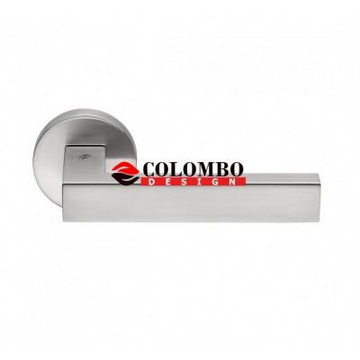 Дверная ручка Colombo ELLE BD11R хром матовый