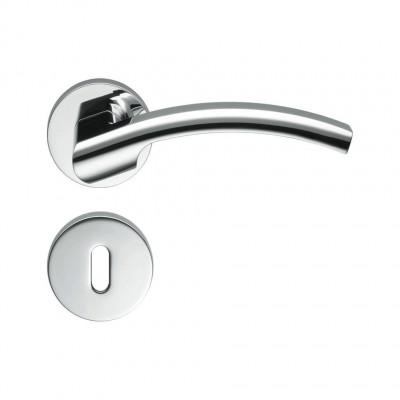 Дверная ручка Colombo OLLY LC61R хром матовый