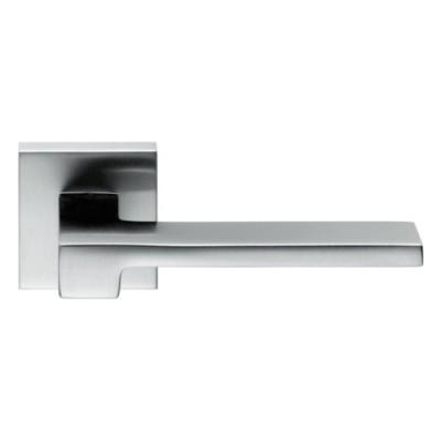 Дверная ручка Colombo ZELDA MM11R хром матовый