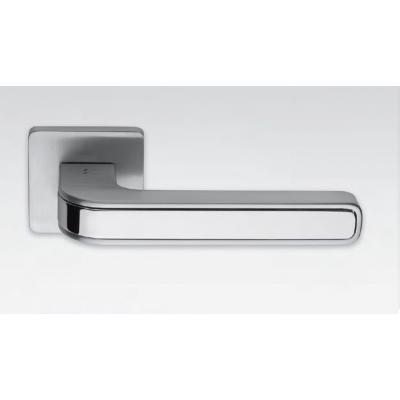Дверная ручка Colombo TECNO MO11RSB хром матовый/хром