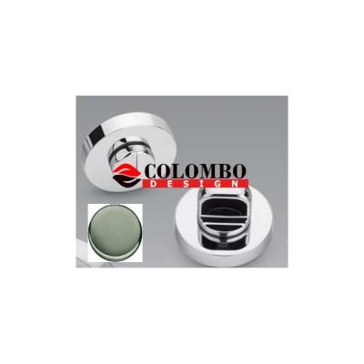 Фиксатор сантехнический Colombo Rosetta CD49 BZGG никель матовый