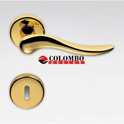 Дверная ручка Colombo PETER ID11R золото матовое