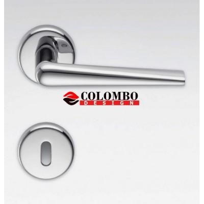 Дверная ручка Colombo ROBOTRE CD91R хром