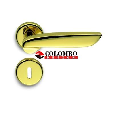 Дверная ручка Colombo DAYTONA PF11R золото