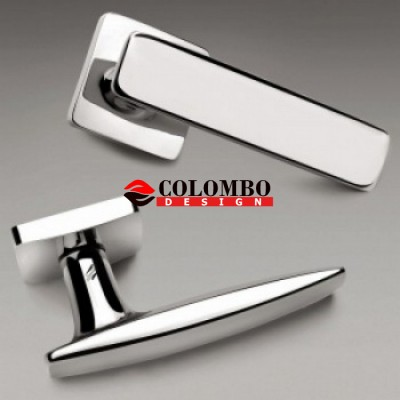 Дверная ручка Colombo BOLD PT11R хром