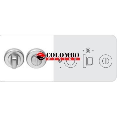 Фиксатор сантехнический Colombo Rosetta CD69 BZGG никель матовый