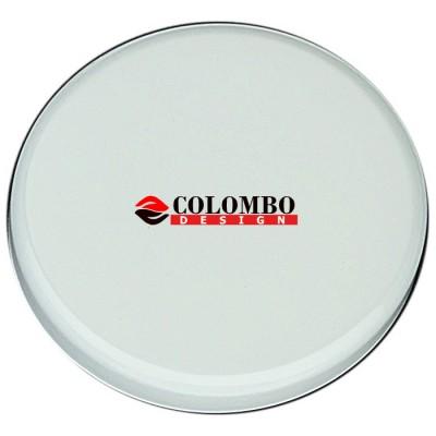 Накладка под цилиндр Colombo Rosetta CD63 GB белый матовый