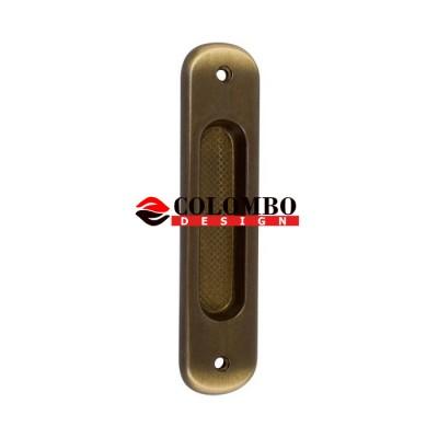 Ручка Colombo CD211 для раздвижной двери бронза