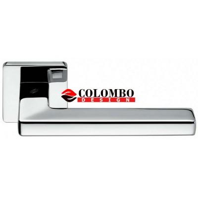 Дверная ручка Colombo ESPRIT BT11RSB хром