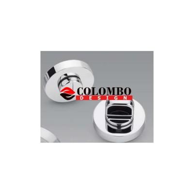 Фиксатор сантехнический Colombo Rosetta CD49 BZGG белый матовый