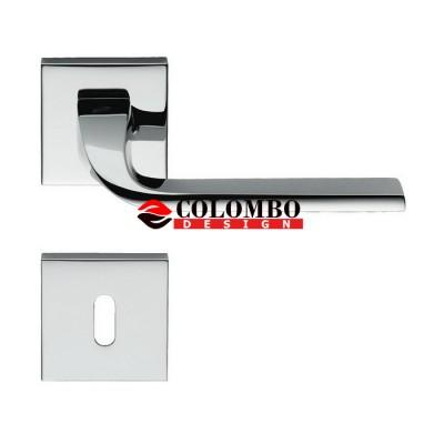 Дверная ручка Colombo ISY BL11R хром