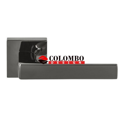 Дверная ручка Colombo ROBOCINQUE S ID71RSB графит