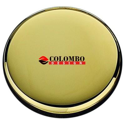 Накладка под цилиндр Colombo Rosetta CD1003 золото