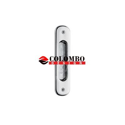 Ручка Colombo CD211 для раздвижной двери хром